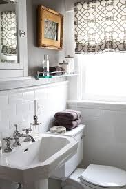 Caitlin Wilson by Caitlin Wilson Bathroom Traditional With Glass Shelves Outside