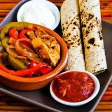 cuisine mexicaine fajitas fajitas mexicain