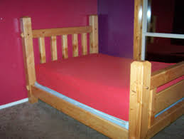 Timber Frame Bed Made Rustic Timber Frame Bed By Snapdragon Contracting