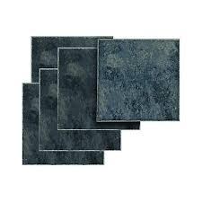 wickes vinyl tiles black slate 305 x 305mm 11 pack wickes co uk