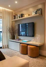 ideas for small spaces pinteres - Small Living Room Ideas With Tv