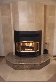 Travertine Fireplace Hearth - tile stone kitchen bathroom flooring installation san diego fireplaces
