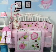 Bedding Sets For Nursery by Nursery Cute And Smooth Ladybug Crib Bedding For Sweet Nursery