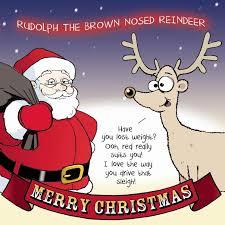 funny christmas cards ne wall
