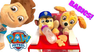 learning colors video children baby paw patrol pups
