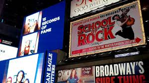 new york city times square at night youtube