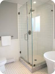 Tiled Bathrooms Ideas Showers Colors 22 Best Bathroom Remodel Images On Pinterest Glass Showers