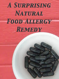 a surprising natural food allergy remedy activated charcoal