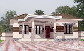 sloped roof home design u2013 kerala home design