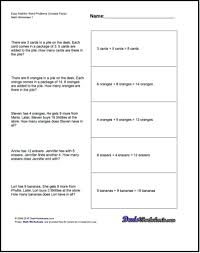 word problems extra facts addition word problems ideas for the