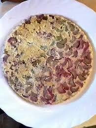 recette de cuisine pour regime recette de tarte tatin à la rhubarbe pour régime