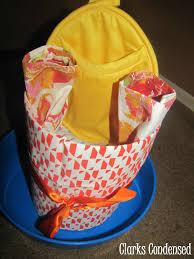 Easy Bridal Shower Gift Idea Kitchen Themed