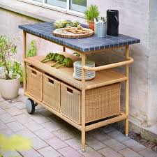 Bbq Tables Outdoor Furniture by Buy Henley Bbq Table By Cane Line U2014 The Worm That Turned