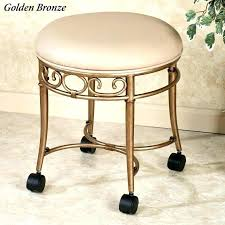 vanity bathroom stool u2013 selected jewels info