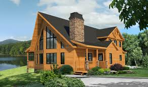 Large Log Cabin Floor Plans Lincoln Log Cabin Cozy Cabins Llc 28 X 40 Including 6 Porch Style