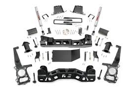 Ford Raptor Lift Kit - 6in suspension lift kit for 09 10 ford f 150 pickup rough