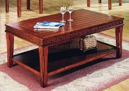 coffee table elegant solid wood coffee table design ideas