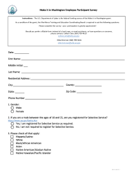 survey report template word fillable u0026 printable online forms