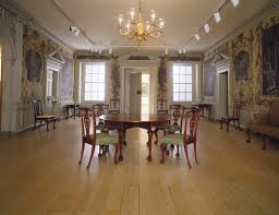 Home Interior Usa American Georgian Interiors Mid Eighteenth Century Period Rooms