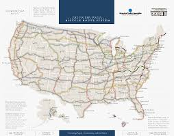 Driving Map Of America by Online Maps 2011