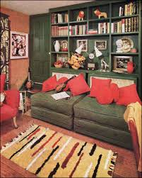S Living Rooms Midcentury Inspiration For Retro Room Style - Family room definition