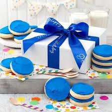 Mrs Fields Gift Baskets Birthday Gift Baskets Mrs Fields Happy Birthday Gift Box
