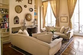 Parisian Living Room by 12 Must Have Elements Of Parisian Style Home Decor Interior Designs
