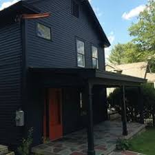 before and after beach cottage vermont slate miller paint body