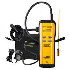 fieldpiece heated diode refrigerant leak detector srl8 air