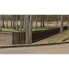 ornamental steel aluminum fence jamieson manufacturing co