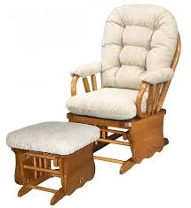 Glider Recliner With Ottoman Furniture Lovely Replacement Cushions For Glider Rocker Ideas