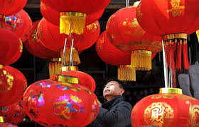 new year lanterns for sale around the world prepare for new year s as muslims