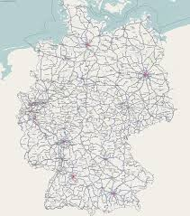 Essen Germany Map by Country Maps Germany