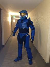 Halo Reach Halloween Costume Coolest Homemade Halo Scout Halloween Costume Halloween Costumes
