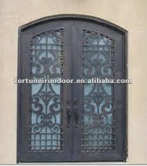 wood doors with glass inserts wrought iron door inserts wrought iron door inserts suppliers and