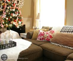 mini christmas home tour the best christmas memories