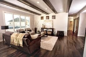 granville custom homes living spaces