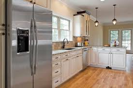 best colors for kitchen cabinets dark wood cabinets and white appliances memsahebnet kitchen paint