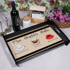 personalized photo serving tray personalized cafe serving tray coffee serving tray