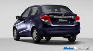 amaze honda car price honda to price amaze sedan aggressively