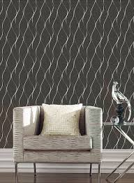 Modern Wallpaper In Silver Design By York Wallcoverings | modern wallpaper in silver design by york wallcoverings bathroom