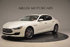 maserati sedan 2018 2018 maserati ghibli sq4 stock m1943 for sale near greenwich ct