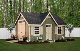when you think of a shed you probably envision a simple structure