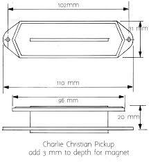 charlie christian pickup wiring diagram wiring diagrams