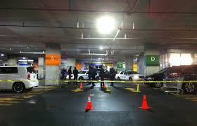ikea parking lot investigate reports of shots fired in the parking garage at the
