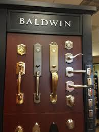 Door Knobs Exterior by Decorating Using Dazzling Baldwin Door Hardware For Home