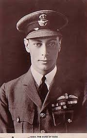 king george vi as the duke of york