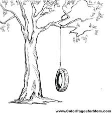 coloring pages for adults tree coloring pages trees plants and flowers 31742 selectedvacations com