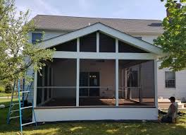 Screen Porch Roof Screened Porch U2013 Enjoy The Coastal Lifestyle
