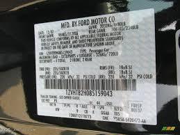 2008 ford mustang bullitt coupe color code photos gtcarlot com